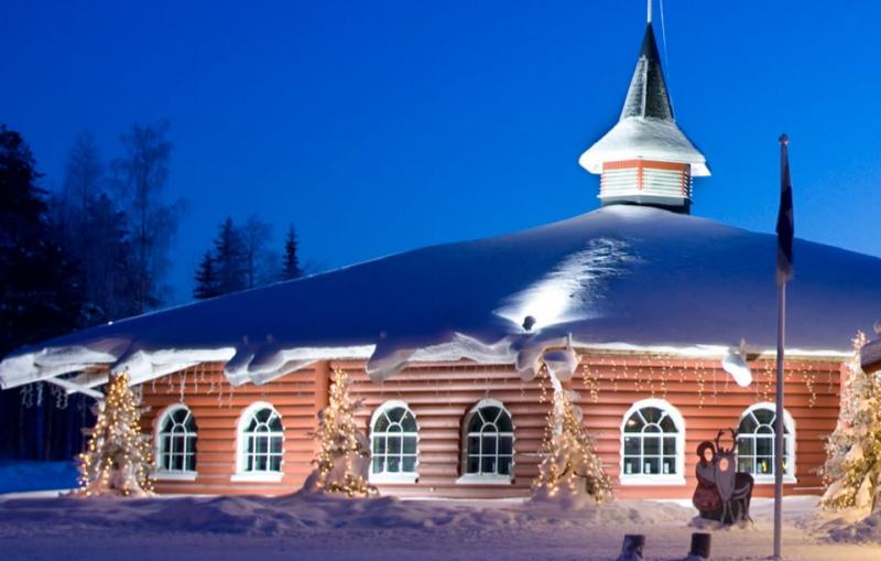 Rovaniemi – A casa di Babbo Natale per l'Immaccolata 1