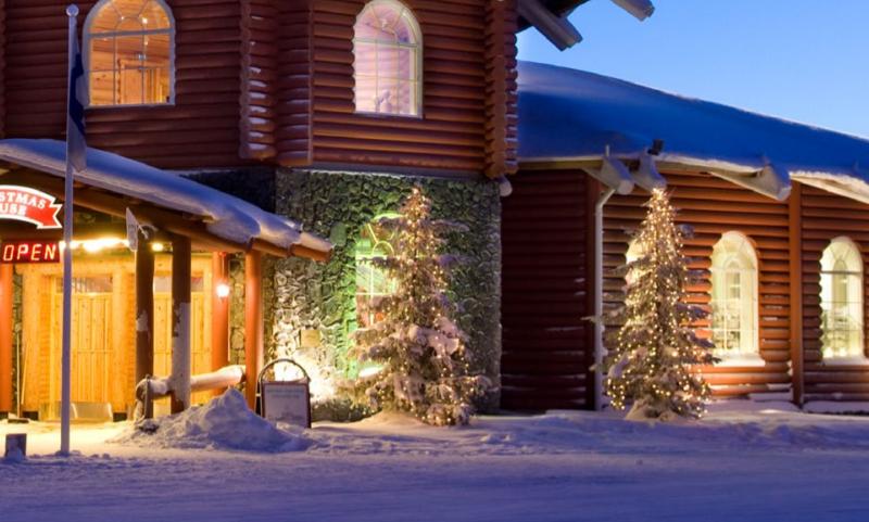 Rovaniemi – A casa di Babbo Natale per l'Immaccolata 5