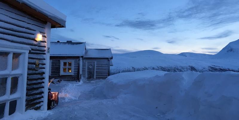 Capodanno a Tromso 2