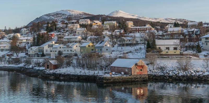 Capodanno a Tromso 1