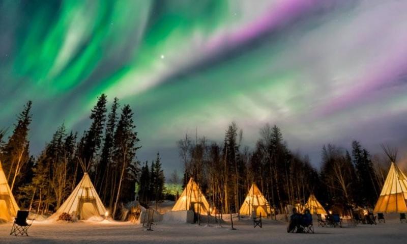 Capodanno a Tromso 0