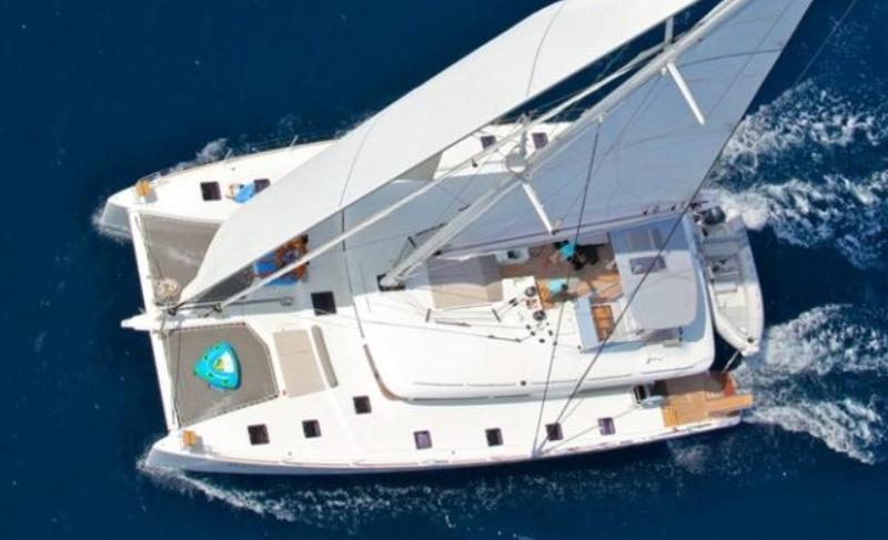Crociera alle Maldive con catamarano Lagoon 620 0