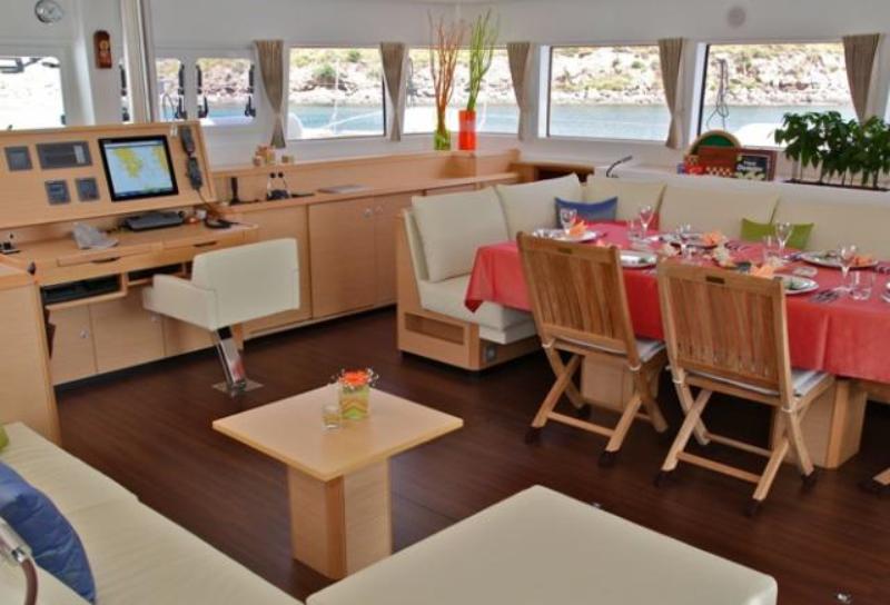 Crociera alle Maldive con catamarano Lagoon 620 6