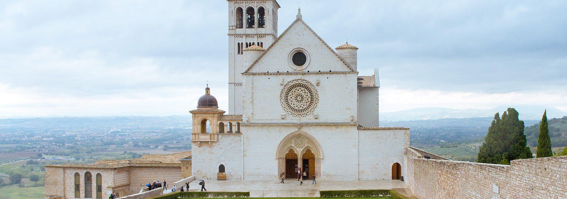 Assisi e i borghi medievali dell'Umbria