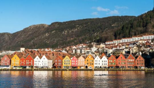 La Norvegia in un guscio di noce