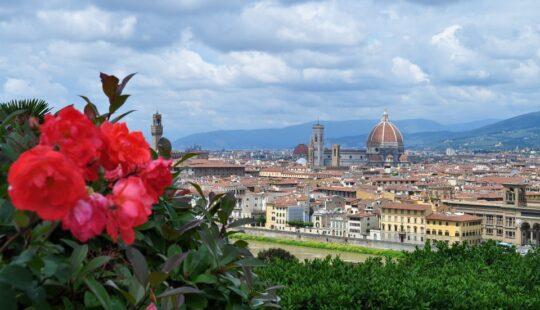 Firenze in treno