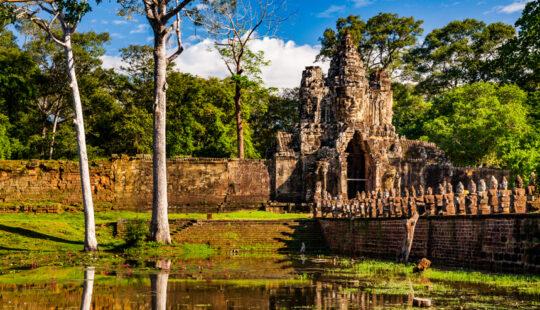 Capodanno in Cambogia e mare in Thailandia