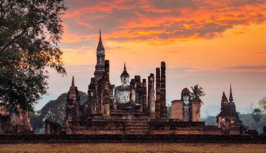 Tour Antiche Capitali, Bangkok e Koh Lipe